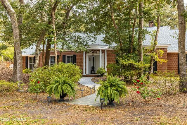 142 Hawthorne Drive, Pine Knoll Shores, NC 28512 (MLS #100263133) :: Thirty 4 North Properties Group