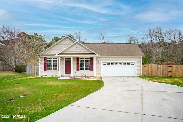 116 Wild Oak Drive, Newport, NC 28570 (MLS #100263154) :: Stancill Realty Group