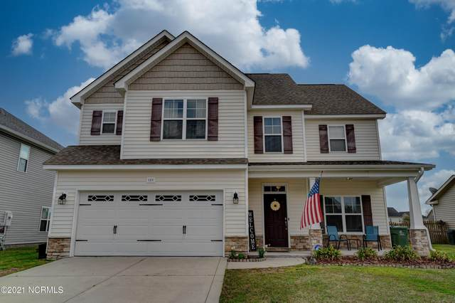 121 Long Pond Drive, Sneads Ferry, NC 28460 (MLS #100263168) :: Vance Young and Associates