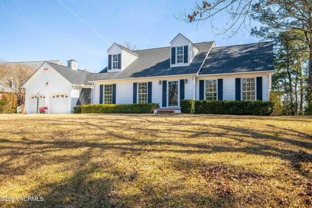 122 Line Boat Lane, Swansboro, NC 28584 (MLS #100263170) :: Donna & Team New Bern