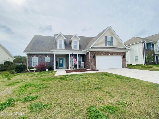 241 Silver Hills Drive, Jacksonville, NC 28546 (MLS #100263171) :: David Cummings Real Estate Team