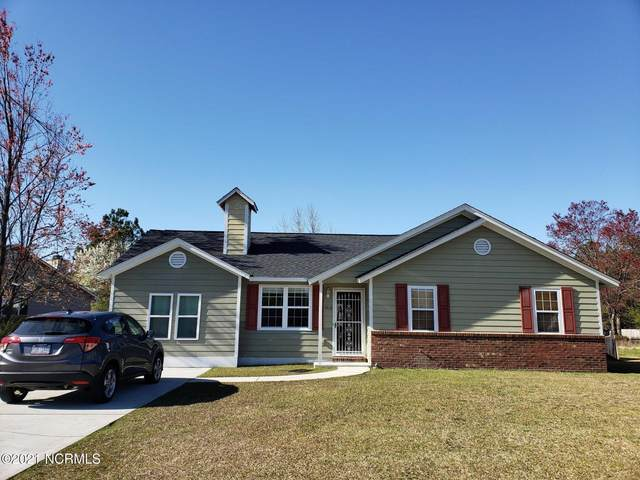 2606 Brookfield Drive, Midway Park, NC 28544 (MLS #100263184) :: Castro Real Estate Team