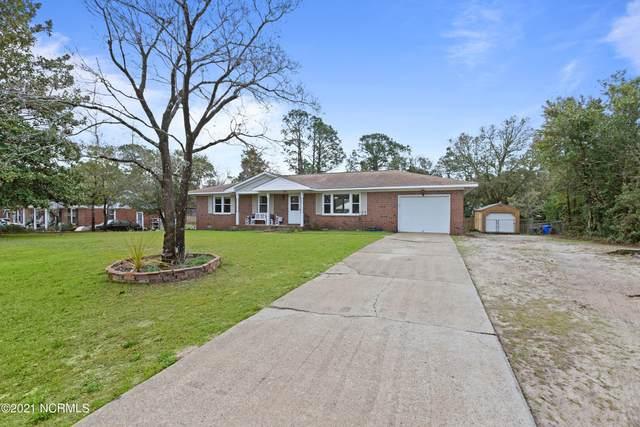 326 Silva Terra Drive, Wilmington, NC 28412 (MLS #100263196) :: David Cummings Real Estate Team