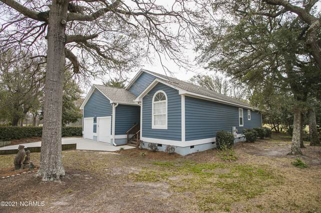 10 Fairway Drive, Caswell Beach, NC 28465 (MLS #100263242) :: David Cummings Real Estate Team