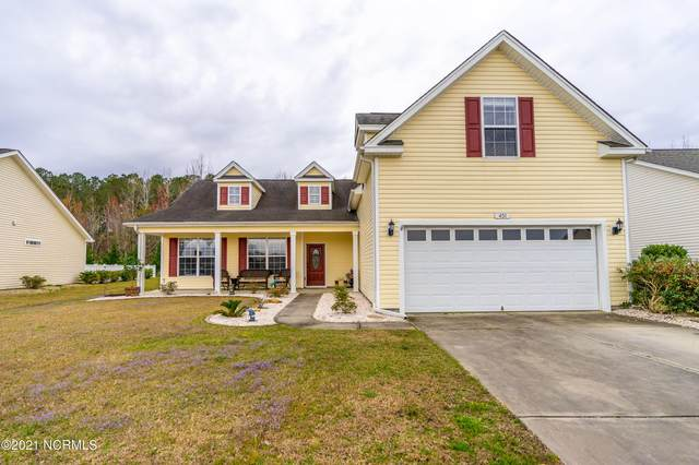 451 Slippery Rock Way, Carolina Shores, NC 28467 (MLS #100263288) :: RE/MAX Essential