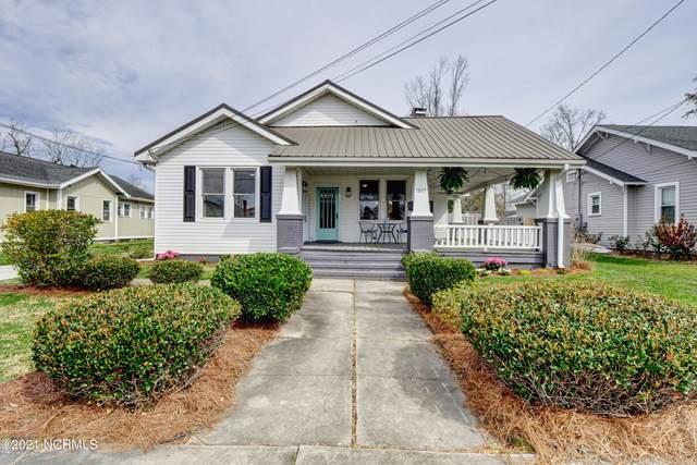 1805 Nun Street, Wilmington, NC 28403 (MLS #100263307) :: RE/MAX Elite Realty Group