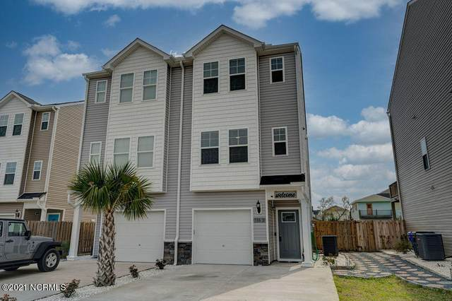 715 Glenn Avenue B, Carolina Beach, NC 28428 (MLS #100263308) :: Donna & Team New Bern