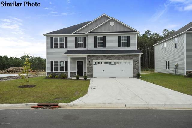 543 Transom Way, Sneads Ferry, NC 28460 (MLS #100263326) :: RE/MAX Essential