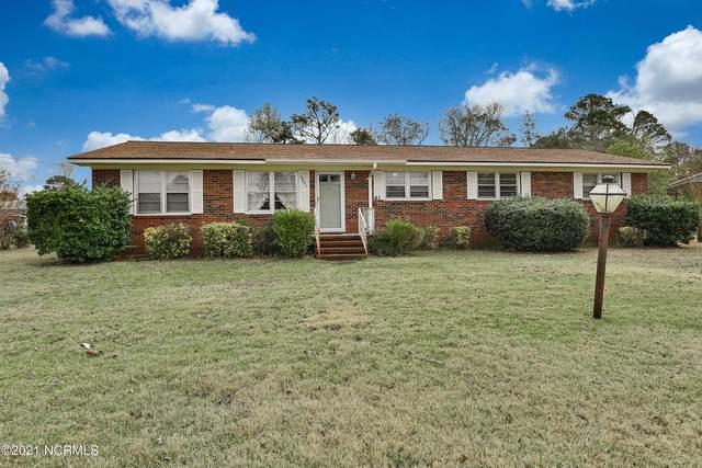 4801 Ilex Drive, Wilmington, NC 28412 (MLS #100263327) :: David Cummings Real Estate Team
