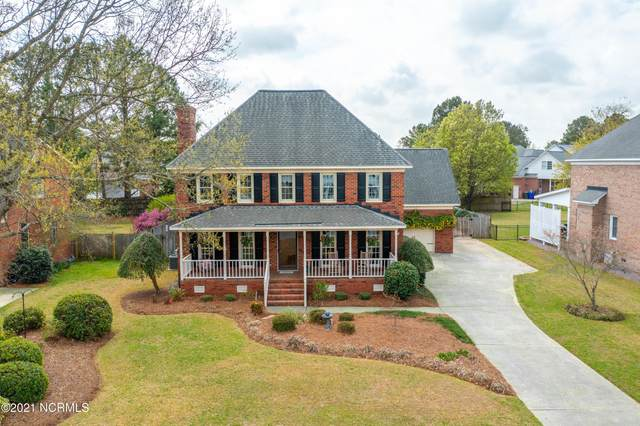 1702 Woodwind Drive, Greenville, NC 27858 (MLS #100263335) :: RE/MAX Essential