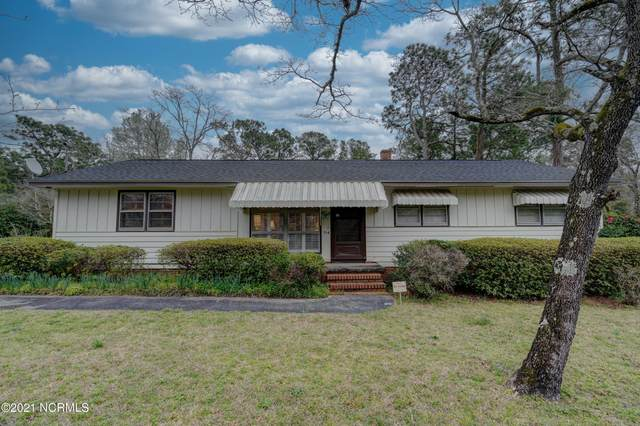 714 Francis Marion Drive, Wilmington, NC 28412 (MLS #100263341) :: David Cummings Real Estate Team
