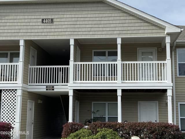 4405 Jaybird #205, Wilmington, NC 28412 (MLS #100263347) :: RE/MAX Essential