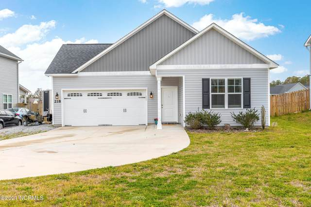 218 Shell Rock Landing Road, Hubert, NC 28539 (MLS #100263355) :: The Legacy Team