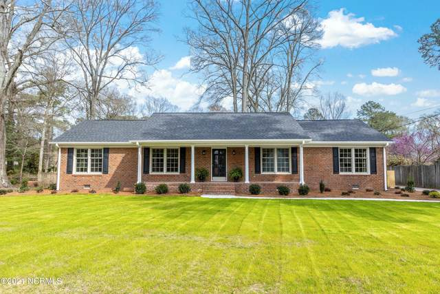107 Lord Ashley Drive, Greenville, NC 27858 (MLS #100263359) :: The Cheek Team