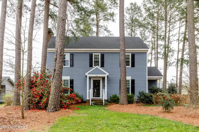 1721 Burnt Mill Road, Rocky Mount, NC 27804 (MLS #100263361) :: The Legacy Team