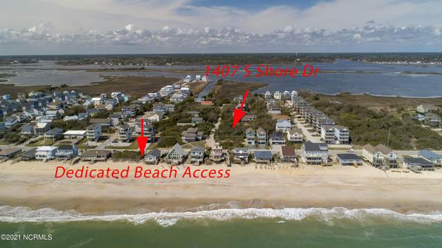 1407 S Shore Drive, Surf City, NC 28445 (MLS #100263471) :: Barefoot-Chandler & Associates LLC