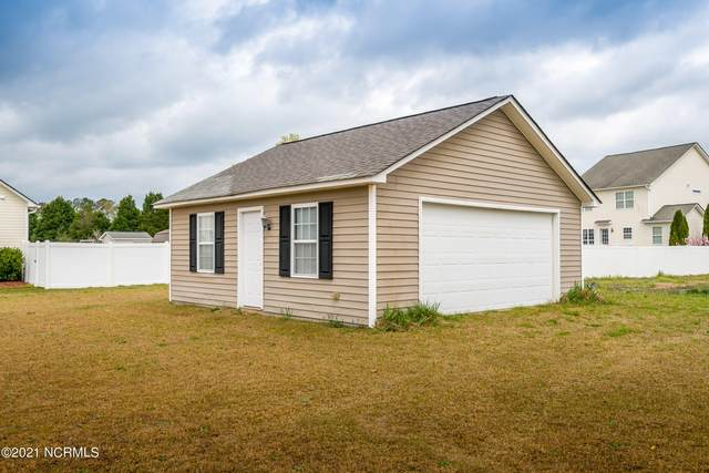 1304 Dunbrook Drive, Winterville, NC 28590 (MLS #100263504) :: David Cummings Real Estate Team