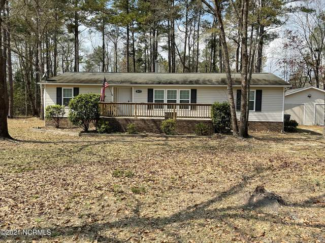 2613 Robin Circle NW, Longwood, NC 28452 (MLS #100263506) :: Castro Real Estate Team