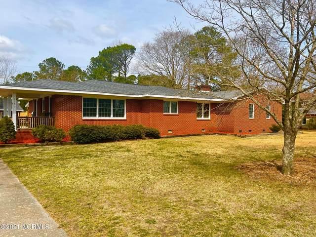 1080 Country Club Drive, Williamston, NC 27892 (MLS #100263520) :: CENTURY 21 Sweyer & Associates