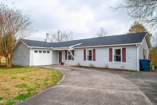 413 Forest Hill Drive, Havelock, NC 28532 (MLS #100263568) :: Castro Real Estate Team