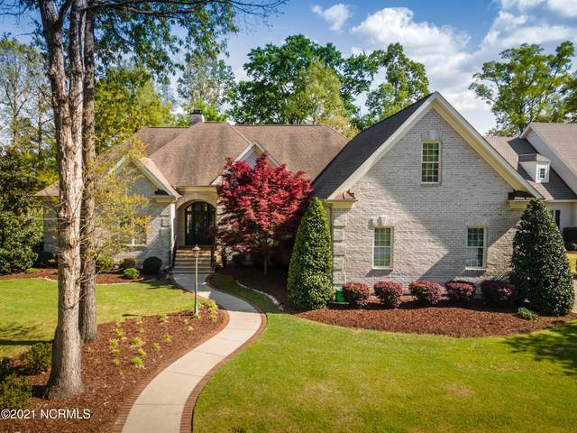 4419 Oaksong Drive, Greenville, NC 27834 (MLS #100263573) :: The Tingen Team- Berkshire Hathaway HomeServices Prime Properties