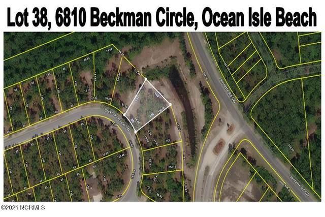 6810 Beckman Circle SW, Ocean Isle Beach, NC 28469 (MLS #100263615) :: The Legacy Team