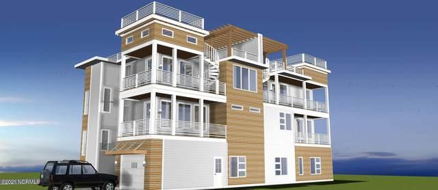 206 North Carolina Avenue #1, Carolina Beach, NC 28428 (MLS #100263625) :: Thirty 4 North Properties Group