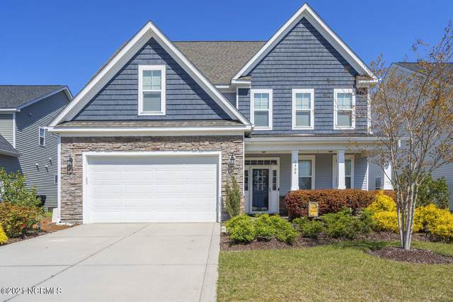 1409 Eastbourne Drive, Wilmington, NC 28411 (MLS #100263628) :: RE/MAX Essential