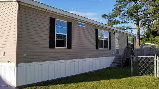 224 Seashore Drive, Swansboro, NC 28584 (MLS #100263656) :: Stancill Realty Group