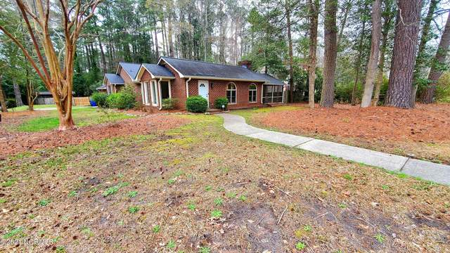 901 River Hill Drive, Greenville, NC 27858 (MLS #100263665) :: RE/MAX Elite Realty Group