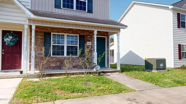 6011 Grandeur Avenue, Jacksonville, NC 28546 (MLS #100263696) :: RE/MAX Essential