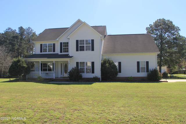 201 Pawn Court, Jacksonville, NC 28546 (MLS #100263734) :: Castro Real Estate Team