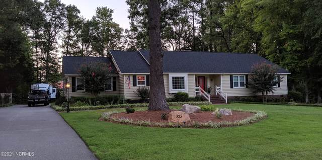 325 Old Coach Road, Rocky Mount, NC 27804 (MLS #100263746) :: RE/MAX Elite Realty Group