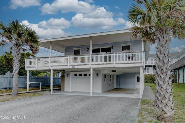 1831 S Shore Drive, Surf City, NC 28445 (MLS #100263767) :: RE/MAX Essential