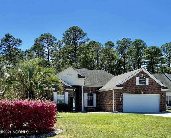 7511 Dunbar Drive SW, Sunset Beach, NC 28468 (MLS #100263775) :: RE/MAX Essential