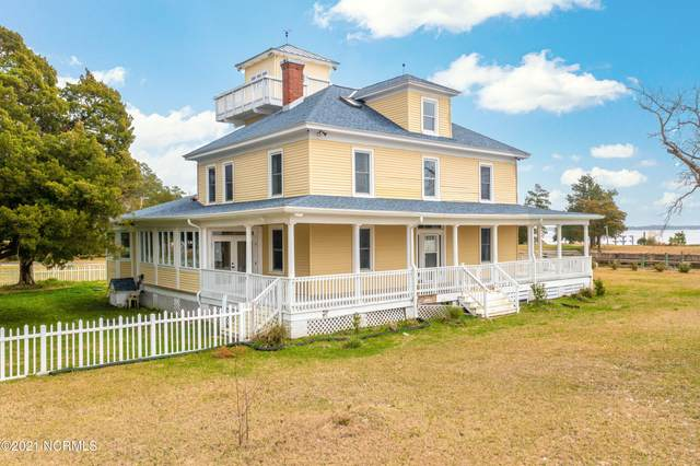 705 4 H Road, Beaufort, NC 28516 (MLS #100263785) :: Vance Young and Associates