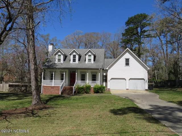 2302 Brices Creek Road, New Bern, NC 28562 (MLS #100263787) :: The Oceanaire Realty