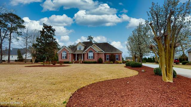 123 Staffordshire Drive, New Bern, NC 28562 (MLS #100263818) :: The Cheek Team