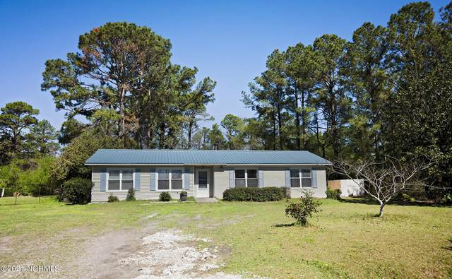4670 Clearview Dr  Se Drive SE, Southport, NC 28461 (MLS #100263853) :: RE/MAX Essential