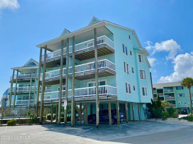 1717 Carolina Beach Avenue N Unit 14, Carolina Beach, NC 28428 (MLS #100263860) :: Coldwell Banker Sea Coast Advantage