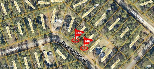 144 Barclay Road, Boiling Spring Lakes, NC 28461 (MLS #100263867) :: Frost Real Estate Team