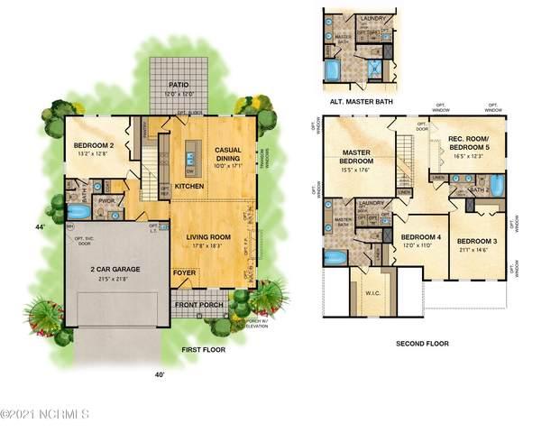 1014 Mccarley Boulevard Lot #19, Wilmington, NC 28412 (MLS #100263920) :: Aspyre Realty Group | Coldwell Banker Sea Coast Advantage