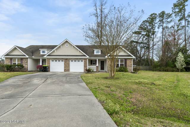 224 Kestrel Court, New Bern, NC 28560 (MLS #100263928) :: Castro Real Estate Team