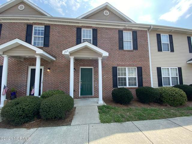 105 Lincoln Place Circle #3, Leland, NC 28451 (MLS #100263940) :: RE/MAX Essential