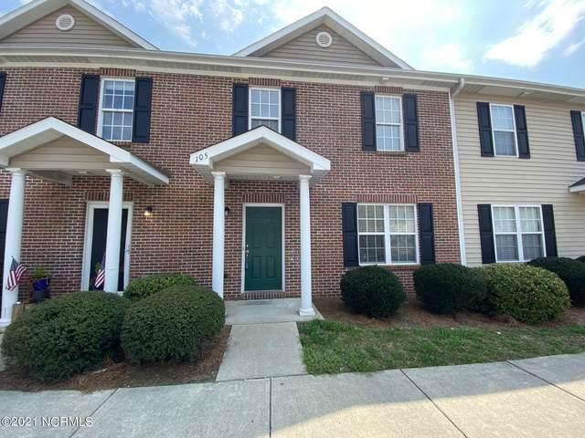 105 Lincoln Place Circle #3, Leland, NC 28451 (MLS #100263940) :: Berkshire Hathaway HomeServices Hometown, REALTORS®