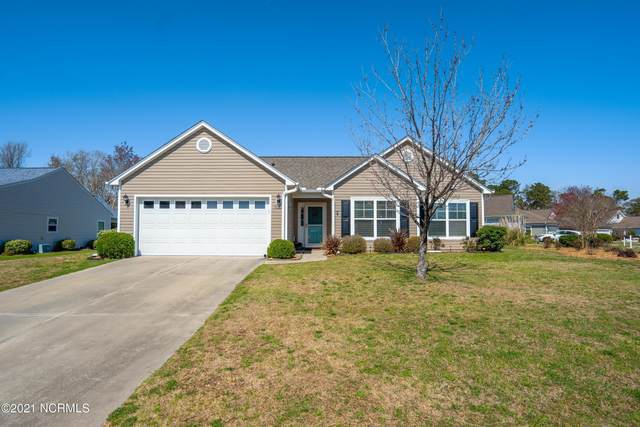 5002 Portside Drive, Southport, NC 28461 (MLS #100263954) :: Vance Young and Associates