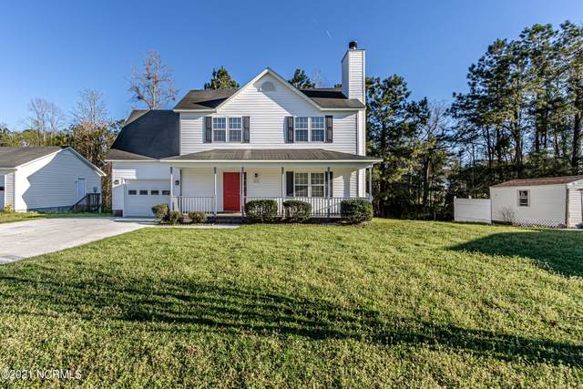 210 Winterberry Court, Jacksonville, NC 28540 (MLS #100263979) :: David Cummings Real Estate Team