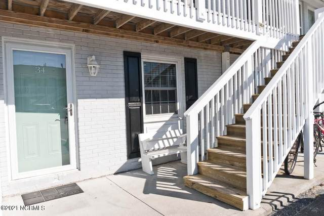 127 Old Causeway Road #34, Atlantic Beach, NC 28512 (MLS #100264040) :: Frost Real Estate Team