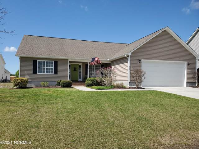 602 Flybridge Lane, Beaufort, NC 28516 (MLS #100264041) :: Great Moves Realty
