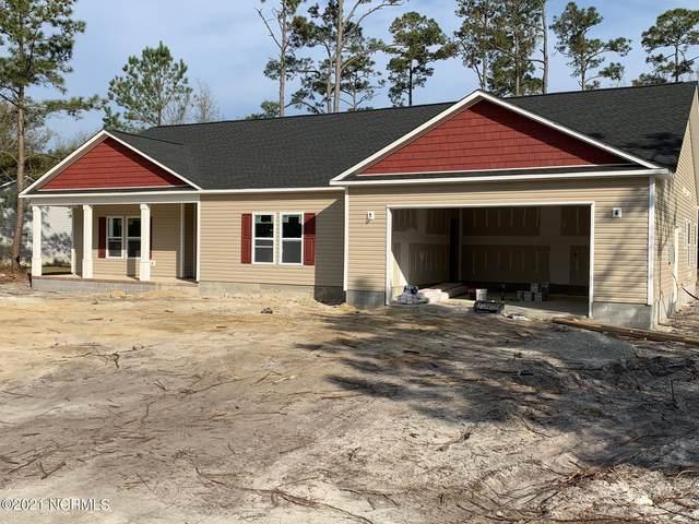 106 Magnolia Lane, Hubert, NC 28539 (MLS #100264055) :: Vance Young and Associates